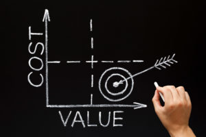Reference-based pricing achieves better value for cost of claims.