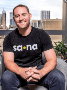 Will Young, CEO and Co-founder of Sana